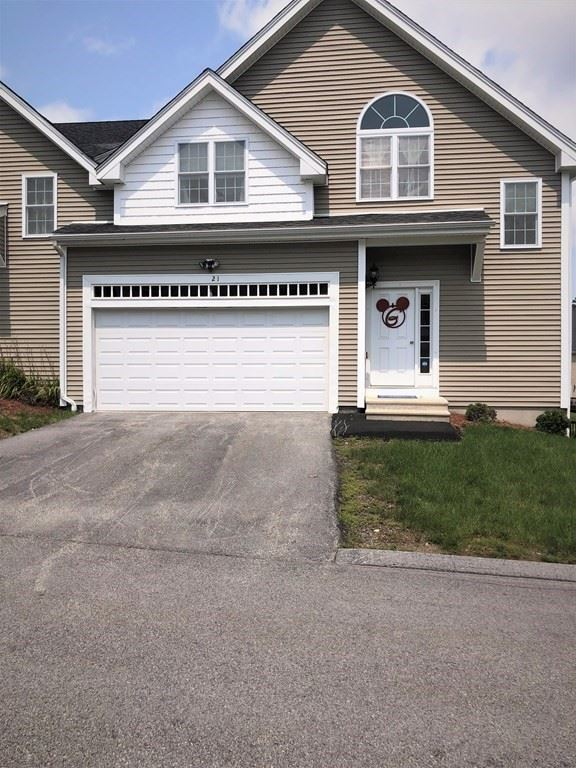 90 Fisher Road #21, Holden, MA 01520 - MLS#: 72872771
