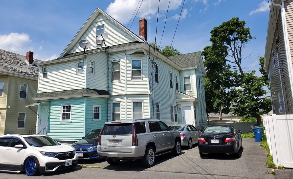 9-11 Pleasant Ter, Lawrence, MA 01841 - #: 72853772