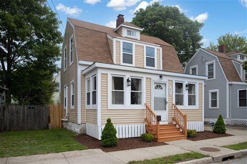 Photo of 271 Hillman St, New Bedford, MA 02740 (MLS # 72854774)
