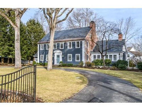 Photo of 151 Cliff Rd, Wellesley, MA 02481 (MLS # 72604775)