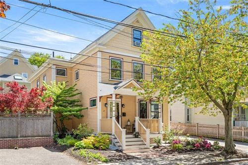 Photo of 71 Wallace Street, Somerville, MA 02144 (MLS # 72830775)