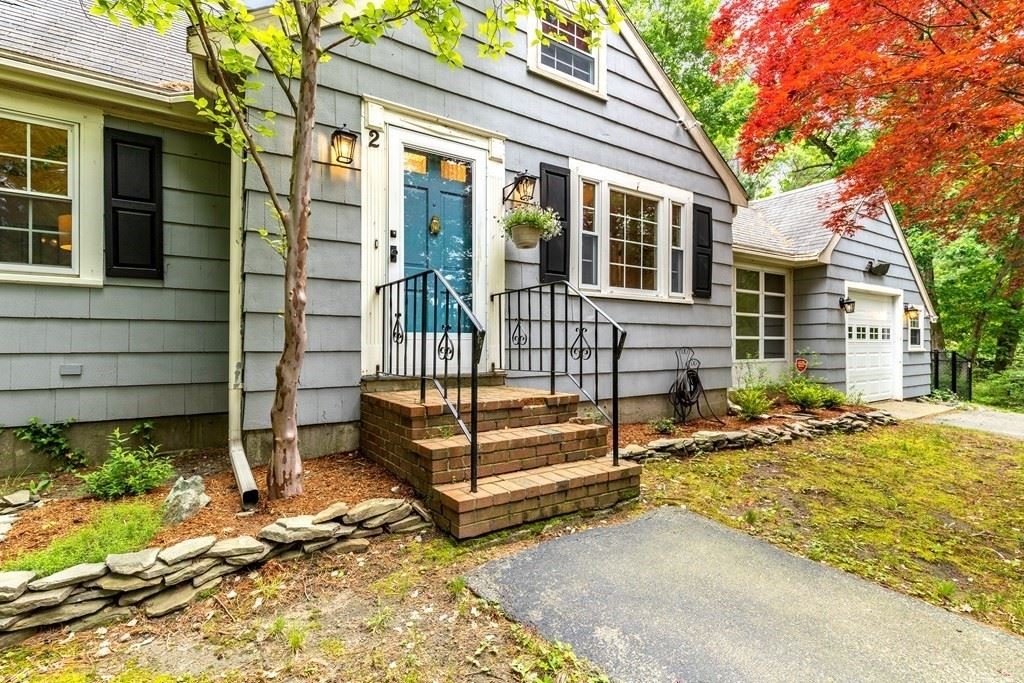 2 Stonehouse Hill Rd, North Easton, MA 02356 - #: 72843776