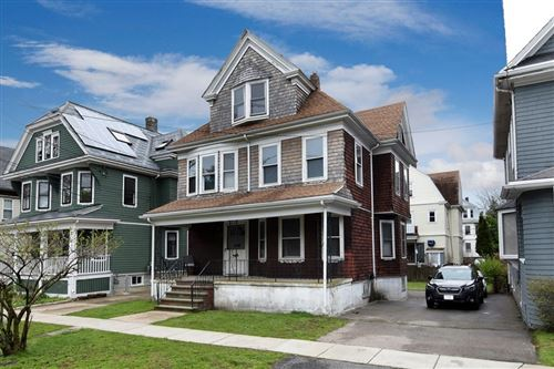 Photo of 53 Highland Rd., Somerville, MA 02144 (MLS # 72828777)