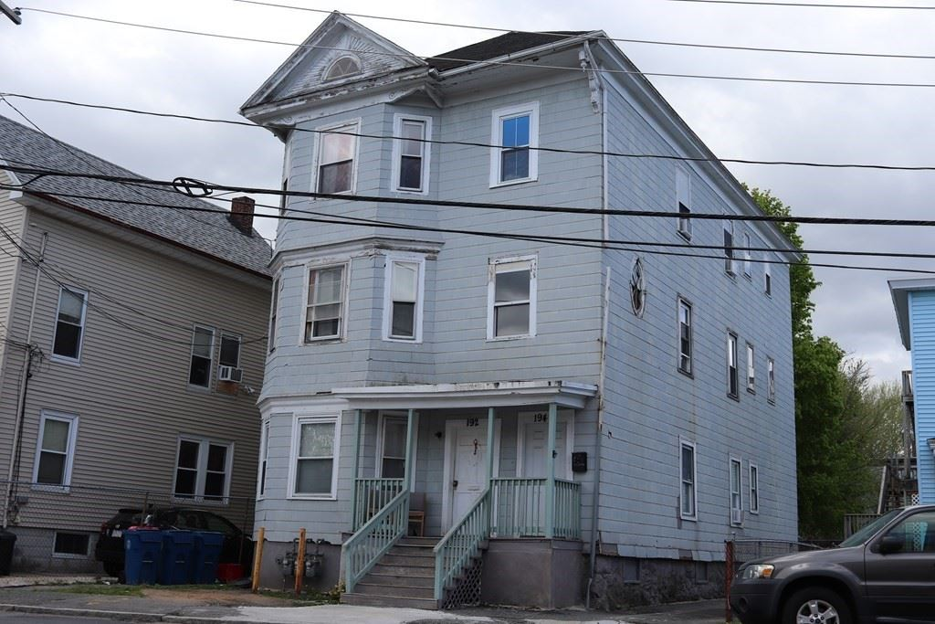 192-194 West St, Lawrence, MA 01841 - #: 72829777