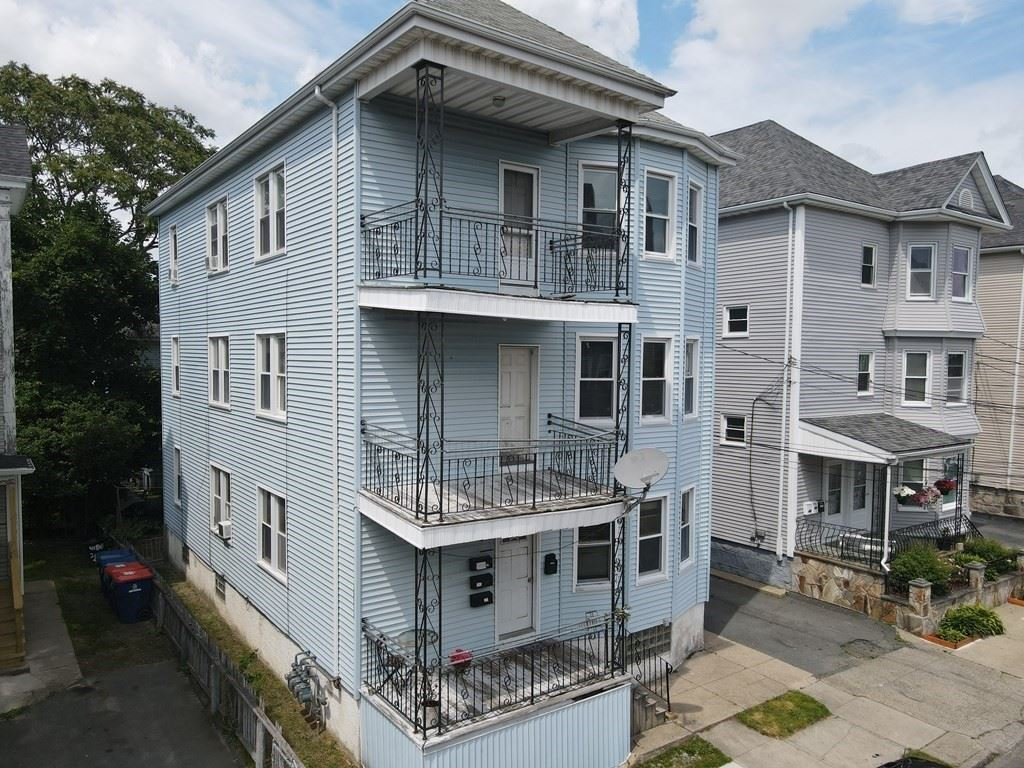 39 Fair St, New Bedford, MA 02740 - MLS#: 72848777