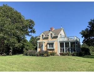 Photo of 60 Meeting House Rd, Chilmark, MA 02535 (MLS # 72568785)