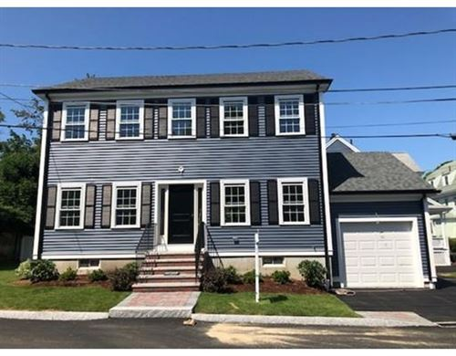 Photo of 9 GRANT PLACE #2, Waltham, MA 02451 (MLS # 72603786)
