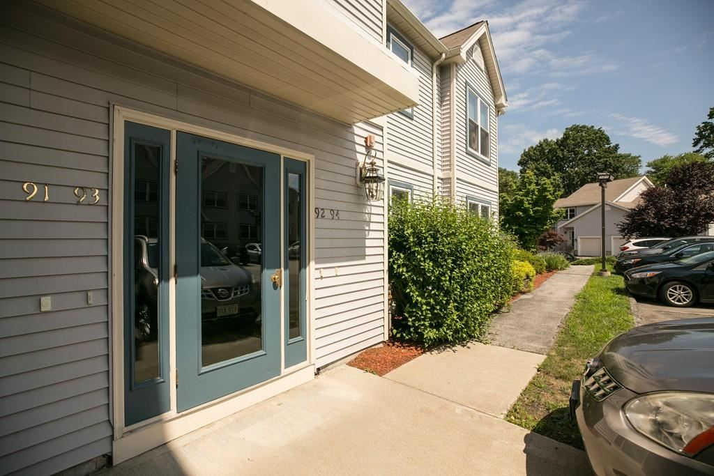 91 WEATHERSTONE DR #91, Worcester, MA 01604 - #: 72692788