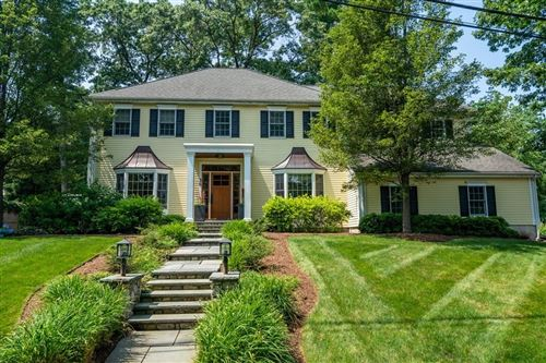 Photo of 36 Hodges Ave, Wellesley, MA 02482 (MLS # 72871789)