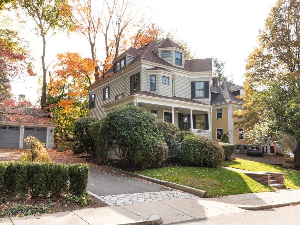 Photo of 50 Landseer Street, Boston, MA 02132 (MLS # 72750789)
