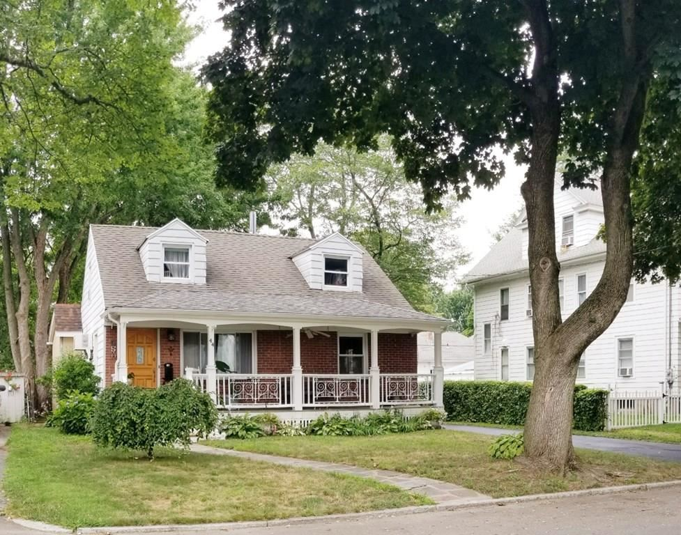 44 Bither Ave, Springfield, MA 01118 - MLS#: 72697791