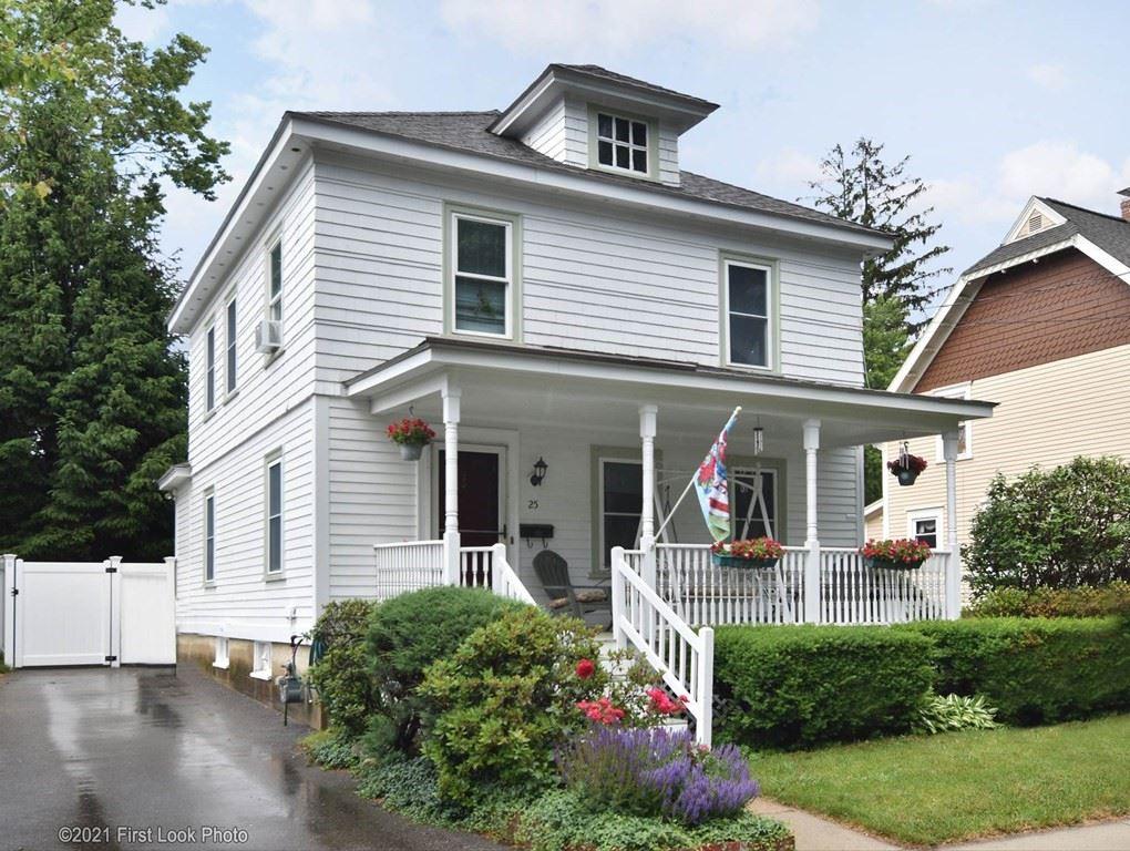25 Church Avenue, Franklin, MA 02038 - MLS#: 72846792