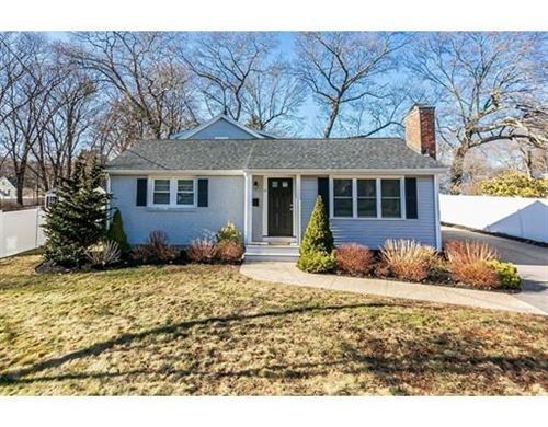 Photo of 15 Moore St, Natick, MA 01760 (MLS # 72613796)