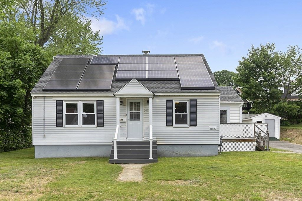 301 Boutelle Street, Fitchburg, MA 01420 - MLS#: 72846796