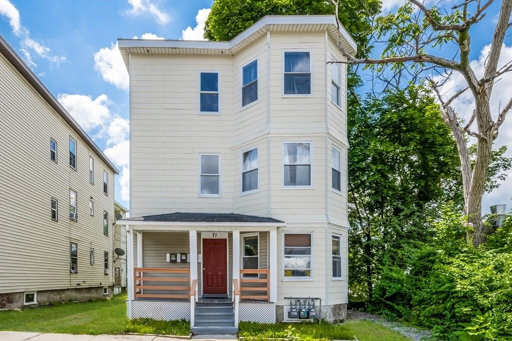 71 Maywood St, Worcester, MA 01603 - MLS#: 72853801