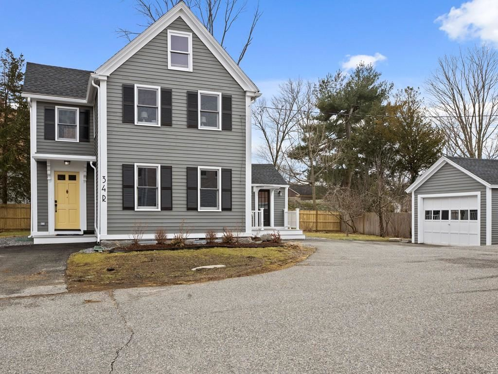 34R West Central Street, Natick, MA