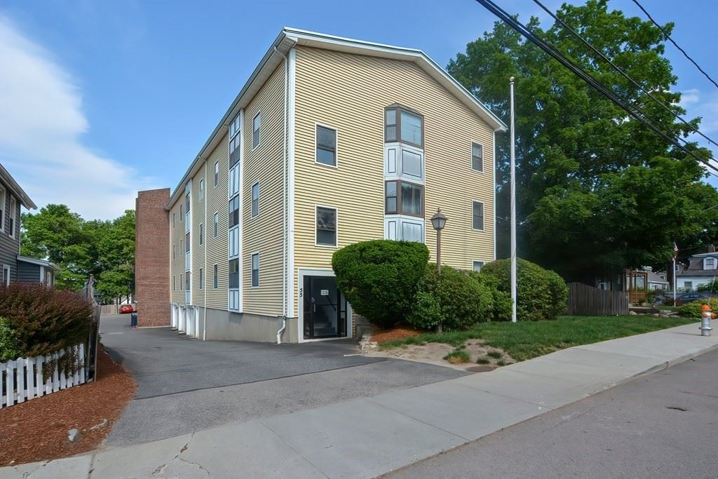 55 Howland Street #2A, Marlborough, MA 01752 - MLS#: 72848808