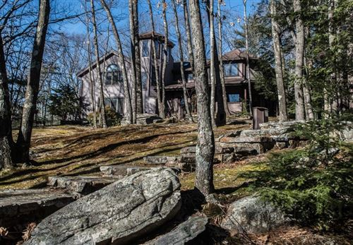 Photo of 61 South Valley Road, Pelham, MA 01002 (MLS # 72614810)