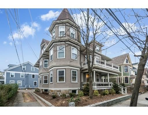 53 Bakersfield St #1, Boston, MA 02125 - MLS#: 72609813