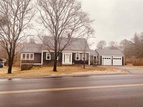 Photo of 158 Main St, Carver, MA 02330 (MLS # 72813814)