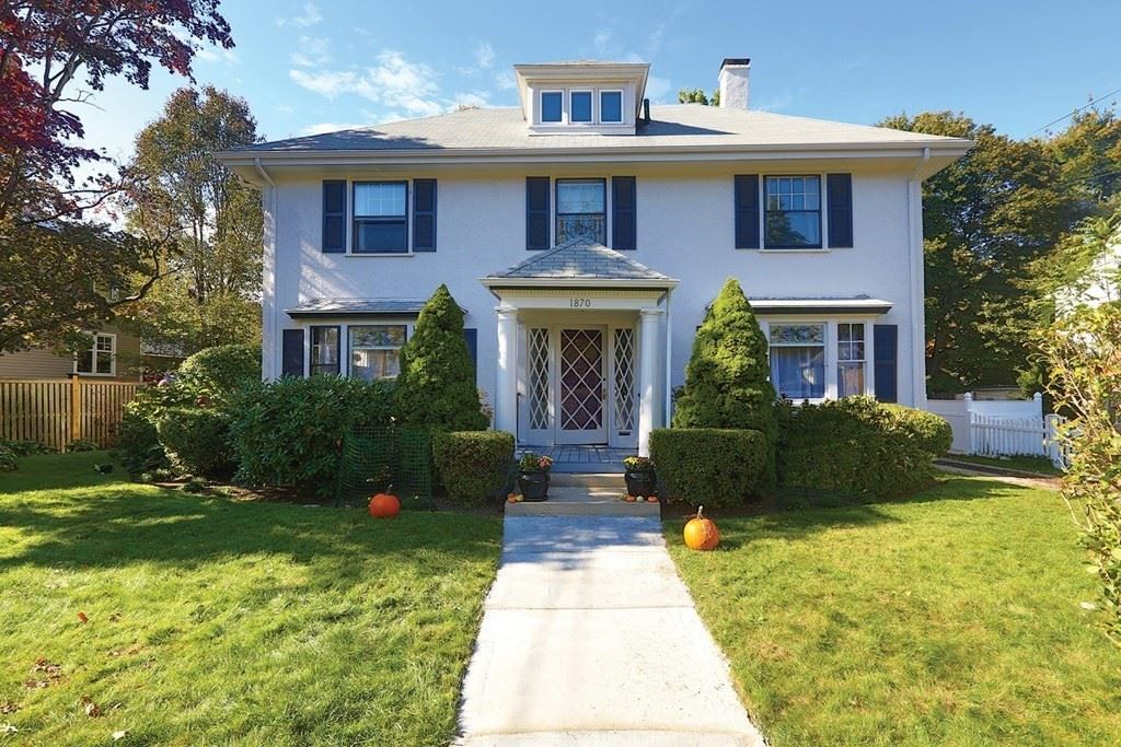 1870 Commonwealth Ave, Newton, MA 02466 - MLS#: 72896815