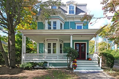 Photo of 43/45 Floral St, Newton, MA 02461 (MLS # 72908816)