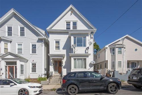 Photo of 189 Garden Street, Lawrence, MA 01840 (MLS # 72896817)