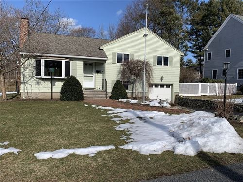 Photo of 23 Lawrence Rd, Wellesley, MA 02482 (MLS # 72793824)
