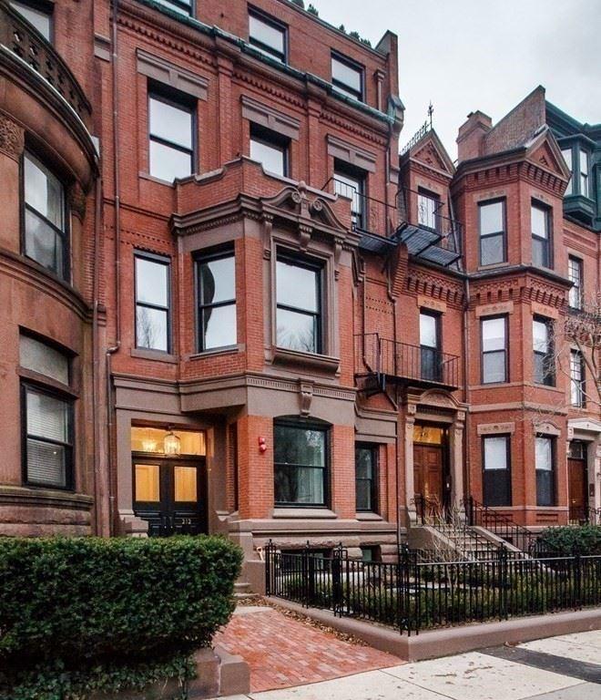 Photo of 212 Commonwealth Ave #2, Boston, MA 02116 (MLS # 72750827)