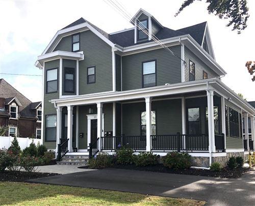 Photo of 23 Bower St #2, Medford, MA 02155 (MLS # 72906829)