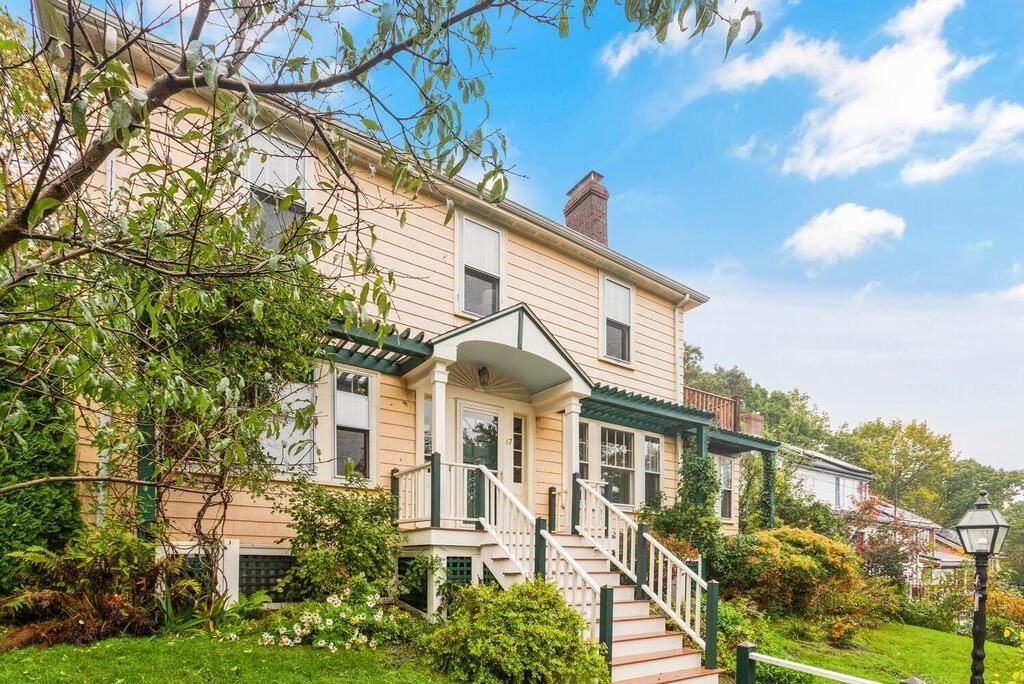 Photo of 67 Coolidge Rd, Arlington, MA 02476 (MLS # 72913830)