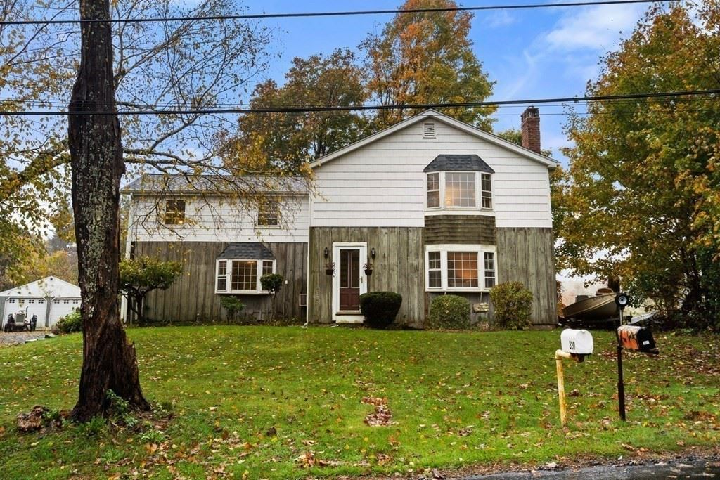 Photo of 220 Upper North Row Rd, Sterling, MA 01564 (MLS # 72913831)
