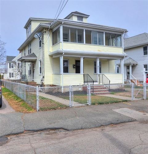 Photo of 40-42 Holyoke St, Quincy, MA 02171 (MLS # 72640832)