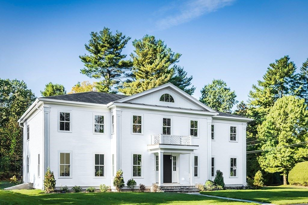 110 Cliff Road, Wellesley, MA 02481 - #: 72582836