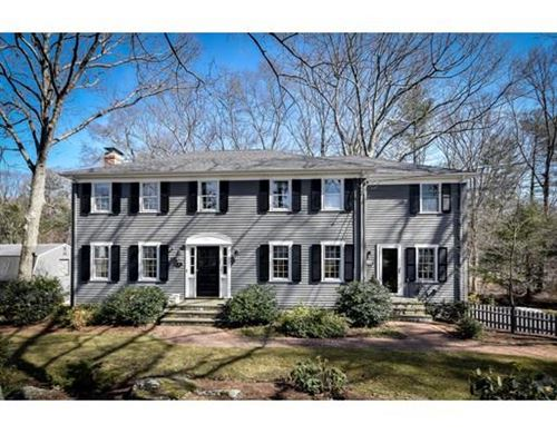 Photo of 4 Oldfield Dr, Sherborn, MA 01770 (MLS # 72613839)