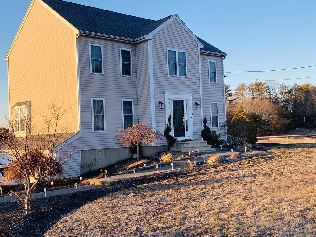 318 Purchase St, Middleboro, MA 02346 - MLS#: 72794839