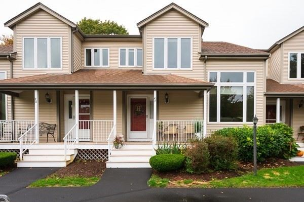 Photo of 47 Willow Pond Drive #47, Rockland, MA 02370 (MLS # 72913841)