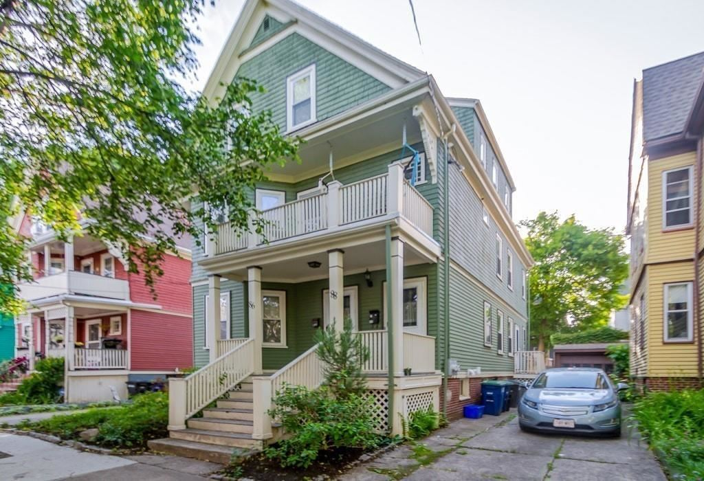 86-88 Rogers Ave., Somerville, MA 02144 - #: 72678842