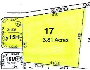 Photo of Lot15H&17 Morton Lane, Acushnet, MA 02743 (MLS # 72574844)