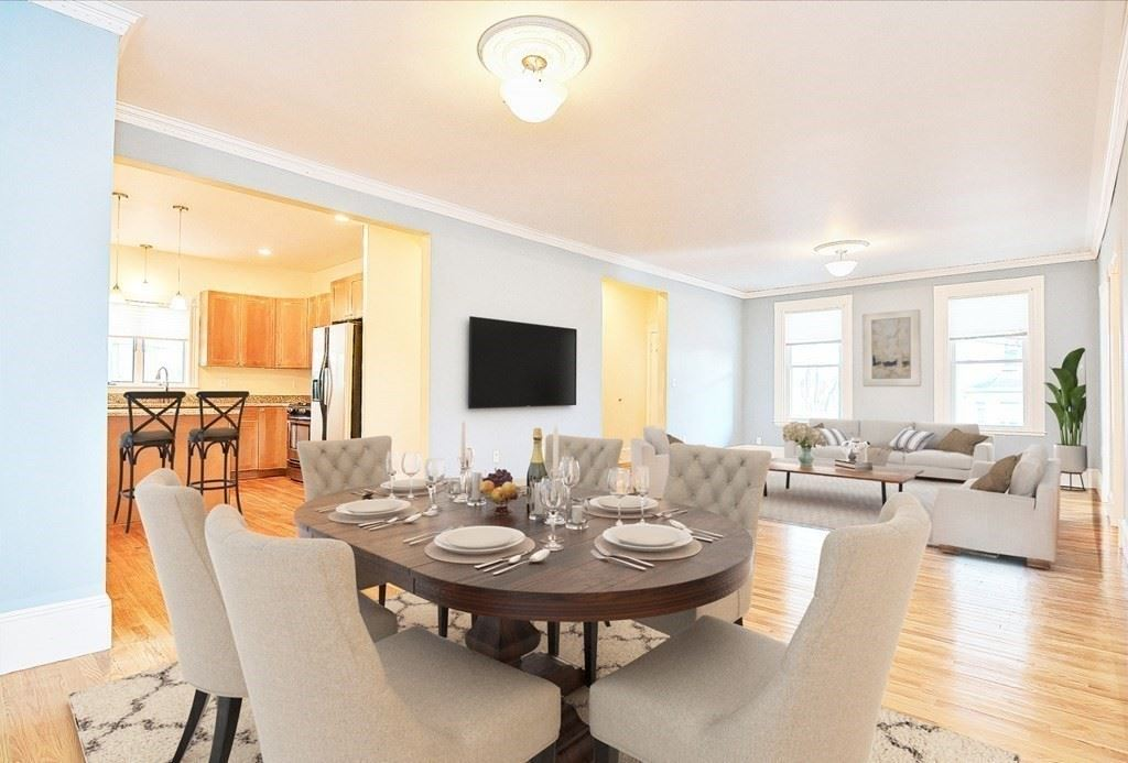 Photo of 8 Conway St #1, Boston, MA 02131 (MLS # 72900844)