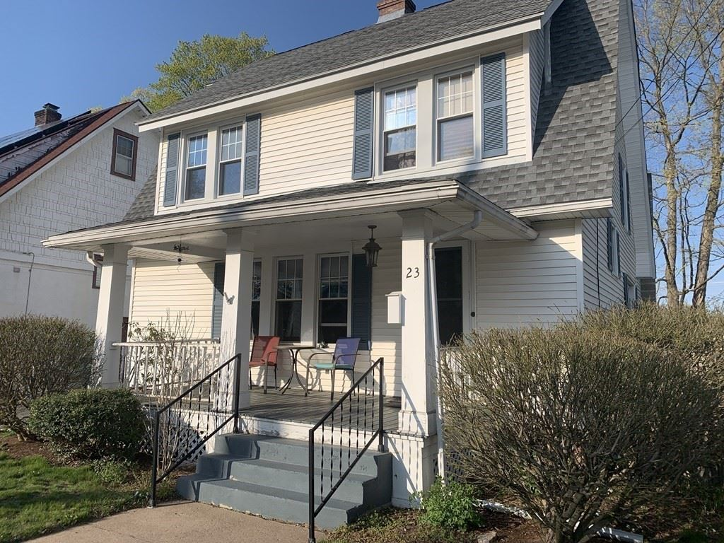 23 Nelson St, West Springfield, MA 01089 - #: 72825850