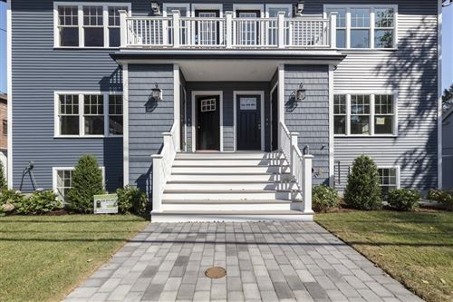 Photo of 152 WILLOW STREET #3, Waltham, MA 02453 (MLS # 72723852)