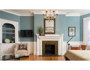 Photo of 342 Commonwealth Avenue #4, Boston, MA 02115 (MLS # 72416857)