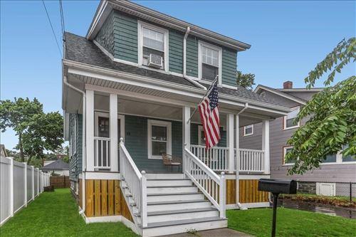 Photo of 43 Woodrow Ave, Medford, MA 02155 (MLS # 72868857)