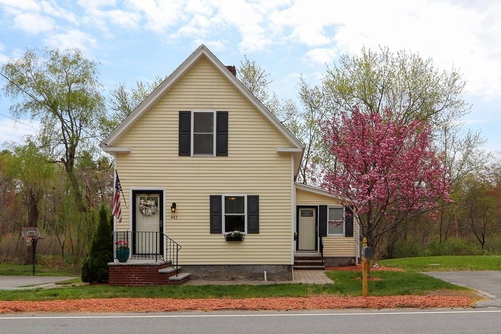 442 Lowell St, Andover, MA 01810 - MLS#: 72830859