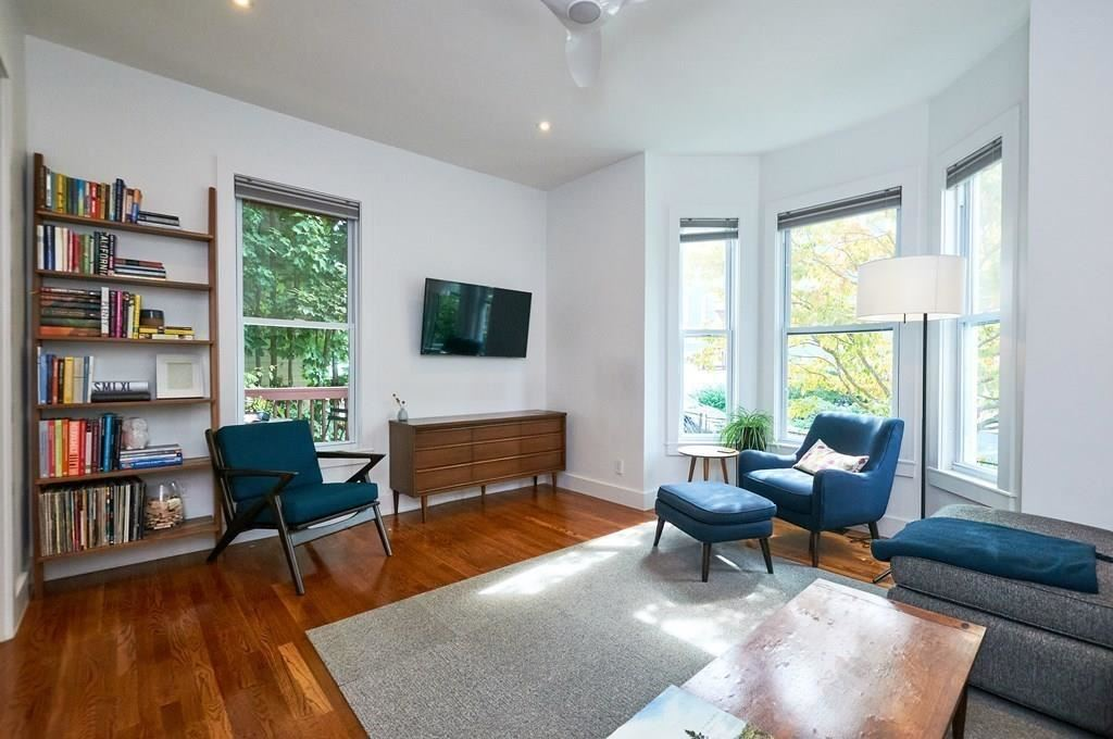Photo of 5 Mendell Way #1, Boston, MA 02130 (MLS # 72726863)