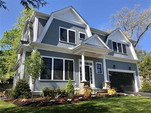 Photo of 33 Hickory Road, Wellesley, MA 02482 (MLS # 72578873)