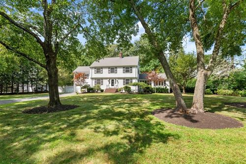 Photo of 1 Chatham Circle, Wellesley, MA 02481 (MLS # 72716877)