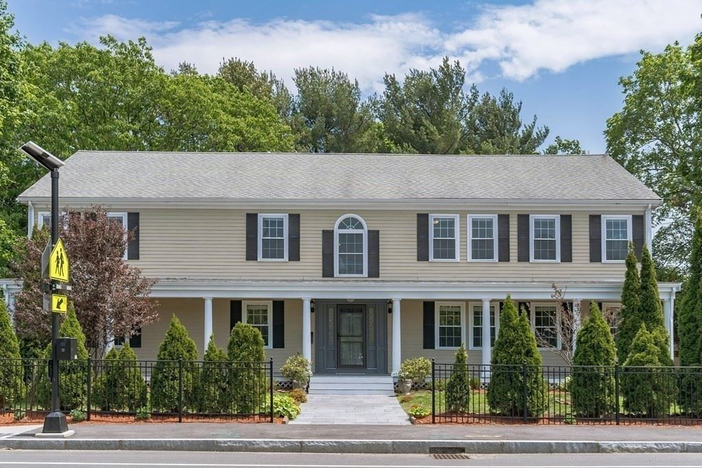 564 Central Ave, Needham, MA 02494 - MLS#: 72838877