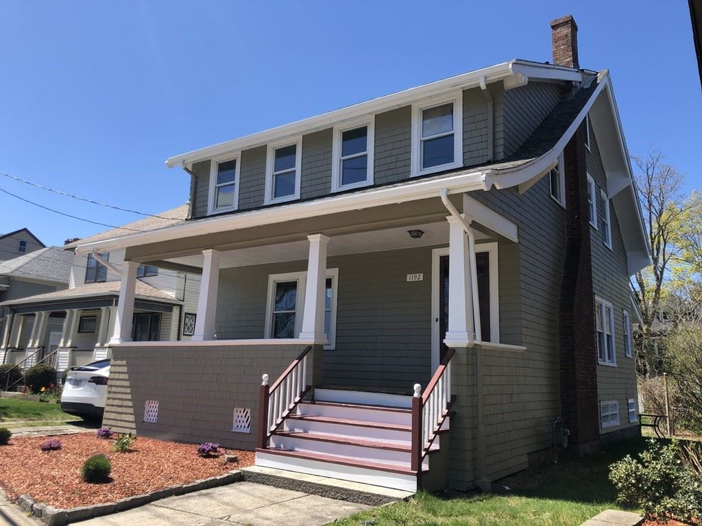1192 Robeson Street, Fall River, MA 02720 - MLS#: 72771879